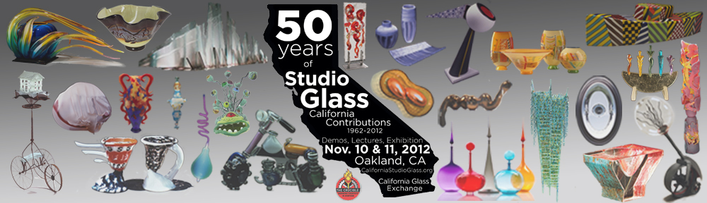50 Years of Studio Glass